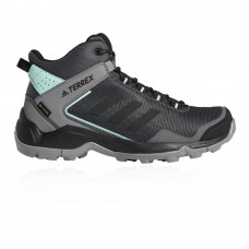 adidas Terrex Eastrail Mid GORE-TEX Women's Running Shoes - SS21 Grey Cool EBPH966