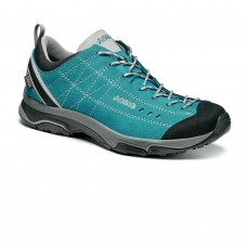 Asolo Nucleon GV GORE-TEX Women's Walking Shoes - SS21 Blue For Working Out LVRC226