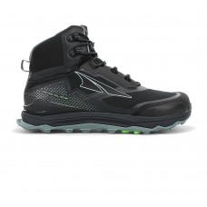 Altra Lone Peak All WTHR Women's Mid Trail Running Boot - SS21 Black In Narrow Sizes Collection HMTL864