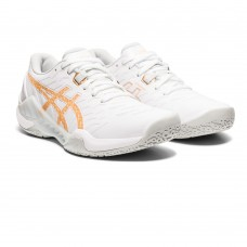ASICS Blast FF Women's Indoor Court Shoes - SS21 White Carnival Fit DQFM413