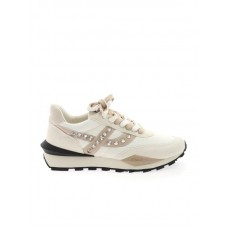 Ash Girl's Spider Studs sneakers in ivory color in style 0DV615KA