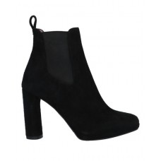 Albano Women's Black Ankle Boots YPDHJTC